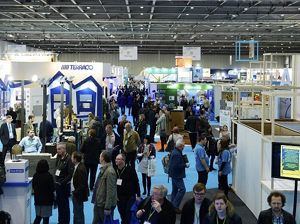 EcoBuild attendees