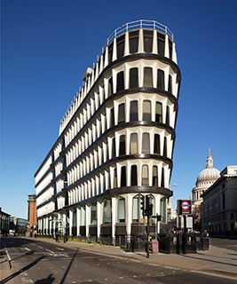 Read more about Credit Lyonnais, 30 Cannon Street, London project