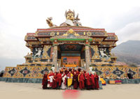 Read more about Golden Throne, Takela, Lhuentse District, Eastern Bhutan project