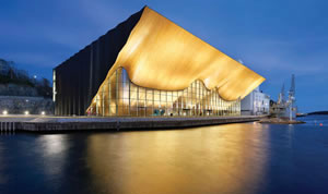 Read more about Kilden Performing Arts Centre, Ristiansand, Norway project