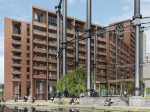 Proyecto de King's Cross de Argent