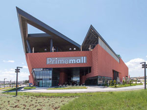 Read more about Prime Mall, Gaziantep project