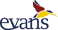 Evans Concrete Products logo