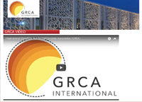 New GRCA Video on GRC / GFRC